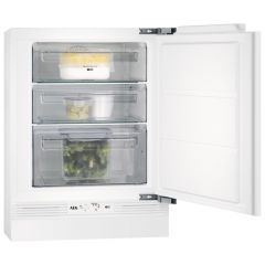 Aeg ABE682F1NF No Frost Built-In Upright Freezer