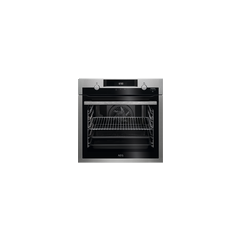 Aeg BPS55IE20M Agency 56Cm Built In Electric Single Oven - Stainless Steel