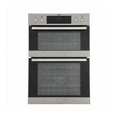 Aeg DEB331010M Built In Electric Double Oven - Stainless Steel - A/A Rated