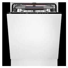 Aeg FSS63707P Integrated Standard Dishwasher 15 Place Setting A+++