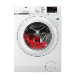 Aeg L6FBI741N Agency 7Kg 1400 Spin Washing Machine - White - A+++ Energy Rated