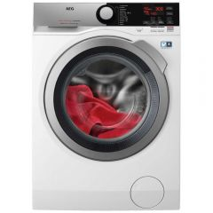 Aeg L7FEE865R Prosteam Technology Freestanding Washing Machine, 8Kg Load, A+++ Energy Rating, 1600Rp