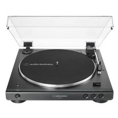 Audio-Technica AT-LP60XBTBK Automiatic Turn Table With Bluetooth