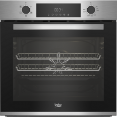 Beko CIFY81X Agency Aeroperfect™ Built In Electric Single Oven - Stainless Steel - A Energy Rated