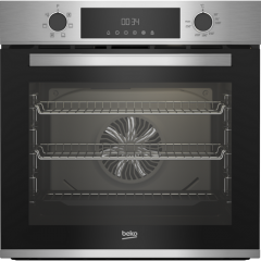 Beko CIMY91X Agency Aeroperfect™ Built In Electric Single Oven - Stainless Steel - A Energy Rated