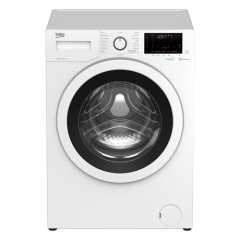 Beko WEC840522W Agency 8Kg 1400 Spin Washing Machine - White - A+++ Energy Rated