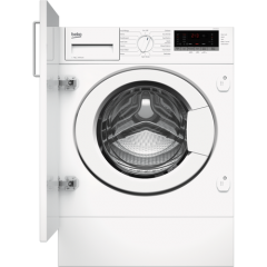 Beko WTIK74151F Agency 7Kg 1400 Spin Integrated Washing Machine - White - A+++ Energy Rated