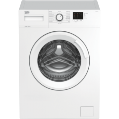 Beko WTK62041W 6Kg 1200 Spin Washing Machine - White - A+++ Energy Rated