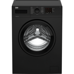 Beko WTK72041B Agency 7Kg 1200 Spin Washing Machine - Black - A+++ Energy Rated