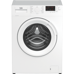 Beko WTL84141W Agency 8Kg 1400 Spin Washing Machine - White - A+++ Energy Rated