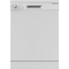 Blomberg LDF30210W Ageny Full Size Dishwasher - White - A++ Energy Rated