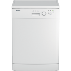 Blomberg LDF30211W Agency 14 Place Setting Full Size Dishwasher - White - A++ Energy Rated