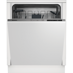 Blomberg LDV42221 Agency Integrated Dishwasher - Stainless Steel - A++ Energy Rated