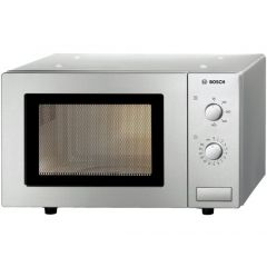 Bosch HMT72M450B Agency Compact Microwave Oven Brushed Steel