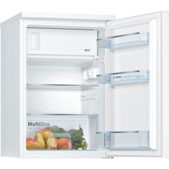 Bosch KTL15NW3AG 56Cm Undercounter Fridge In White With Icebox A++ Energy