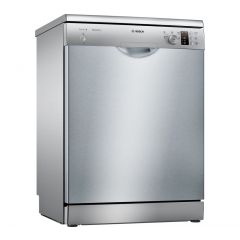 Bosch SMS25AI00G 12 Place Freestanding Dishwasher - Silver A++
