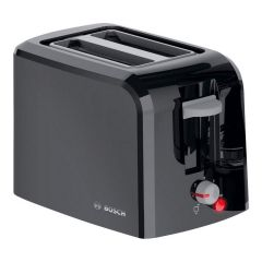 Bosch TAT3A0133G Compact Toaster Electronic 2 Slice Toaster