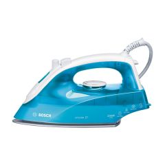 Bosch TDA2633GB 2200W 90 G/Min Shot Of Steam 30 G/Min Continuous Steam Output Steam Iron