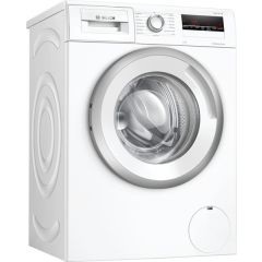 Bosch WAN24109GB Serie 4 8Kg Washing Machine With 1200 Rpm - White - C Rated