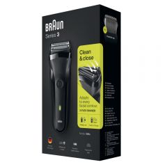 Braun 300S Braun 300S Series 3 Rechargeable Shaver