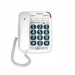 B.T 061130 Big Button 200 Corded Telephone
