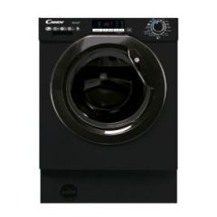 Candy CBD495D2WBBE-80 Integrated Washer Dryer 1400Spin 9+5Kg Delay Start Black