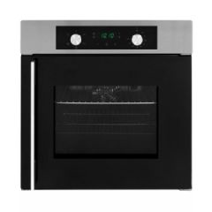 Capel C2220 Stainless Classic Side Opening Electric Single Oven