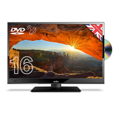 Cello C16230FT2 16 Inch HD Ready TV With DVD And USB Pvr