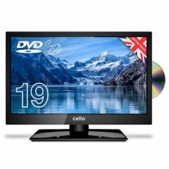 Cello C1920FS 19 Inch HD Ready Led TV With DVD Player