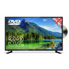 Cello C32227FT2 32 Inch HD Ready Led TV With Freeview And DVD