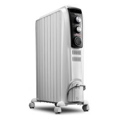 Delonghi TRD40820T Oil Filled Radiator With Timer 2Kw