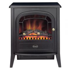Dimplex CLB20E Club Optiflame Led Electric Stove With Remote And Log Effect,