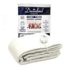 Dreamland 16155 Cosy Toes Heated Single Underblanket