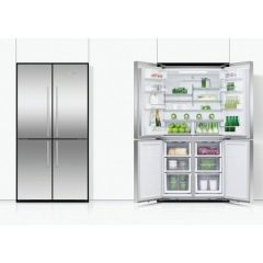 Fisher & Paykel Applaince Ltd RF605QDVX1 Agency Frost Free Multi Door Fridge Freezer - Stainless Ste
