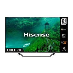 Hisense 50AE7400FTUK Agency 50` 4K Uhd Smart TV - A+ Energy Rated
