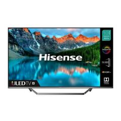 Hisense 50U7QFTUK Agency 50` 4K Uhd Smart TV - A+ Energy Rated