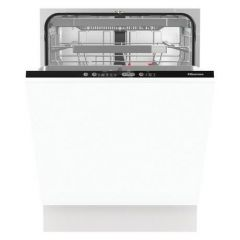 Hisense HV671C60UK Agency Integrated Full Size Dishwasher - White - A+++ Energy Rated