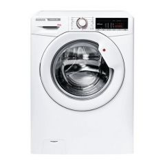 Hoover H3W58TE Agency 8Kg 1500 Spin Washing Machine - White - A+++ Energy Rated