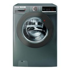 Hoover H3W58TGGE Agency 8Kg 1500 Spin Washing Machine - Graphite -