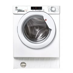 Hoover HBD 485D2E/1-80 Integrated 8 Kg /5 Kg Washer Dryer - White