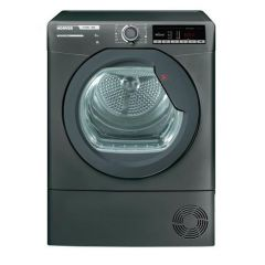 Hoover HLXC8TRGR Agency 8Kg Condenser Tumble Dryer - Graphite - B Energy Rated