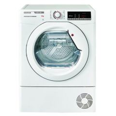 Hoover HLXC9TE Agency 9Kg Condenser Tumble Dryer - White - B Energy Rated