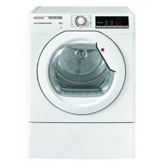 Hoover HLXV9TG Agency 9Kg Vented Tumble Dryer - White - C Energy Rated
