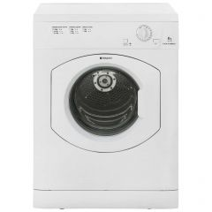 Hotpoint FETV60CP 6Kg Vented Tumble Dryer White C Rated