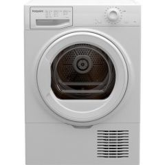 Hotpoint H2D81WEUK Agency 8Kg Condensor Tumble Dryer - White