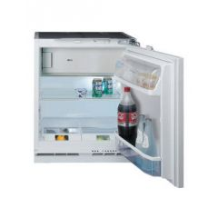 Hotpoint HFA11 60Cm Integrated Undercounter Fridge With Ice Box - Fixed Door Fixing Kit - White - A+