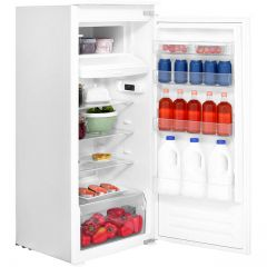 Hotpoint HSZ12A2D1 55Cm Built-In Integrated Fridge With Ice Box, 1.22M A+