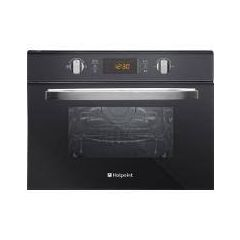 Hotpoint MWH4241X 44 Litres Built-In Combination Microwave Oven In Mirror-Finish