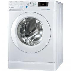 Indesit BDE1071682XWUKN Innex Washer Dryer 10Kg Wash And 7Kg Dry 1600Spin White Push Go