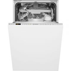 Indesit DSIO3T224EZUKN Built In Fully Int. Slimline Dishwasher 10 Place 9L 44Db 9 Progs Quick Washan